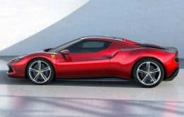 Ferrari cars will be able to measure the driver's temperature and make automatic adjustments
