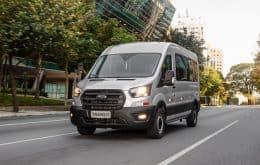 Campeão de vendas na Europa, Ford Transit retorna ao Brasil