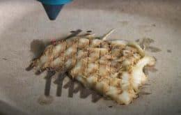 ¿El pollo a la parrilla impreso en 3D sería el alimento del futuro?