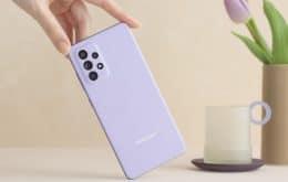 Galaxy A52s: Samsung lança smartphone cheio de recursos com preço mais em conta