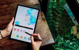 Samsung: Galaxy Tab S8 Ultra pode usar chipset Exynos 2200
