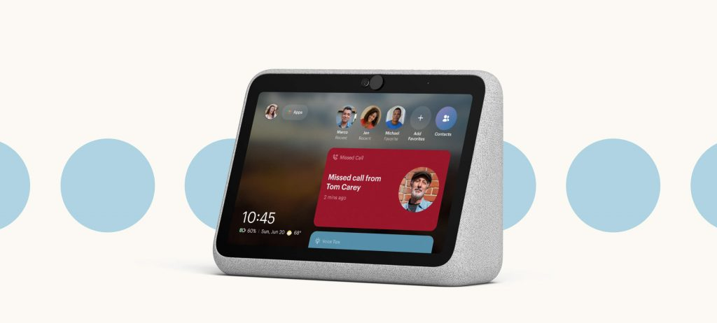 Facebook lança novo dispositivo para videochamadas: Portal GO