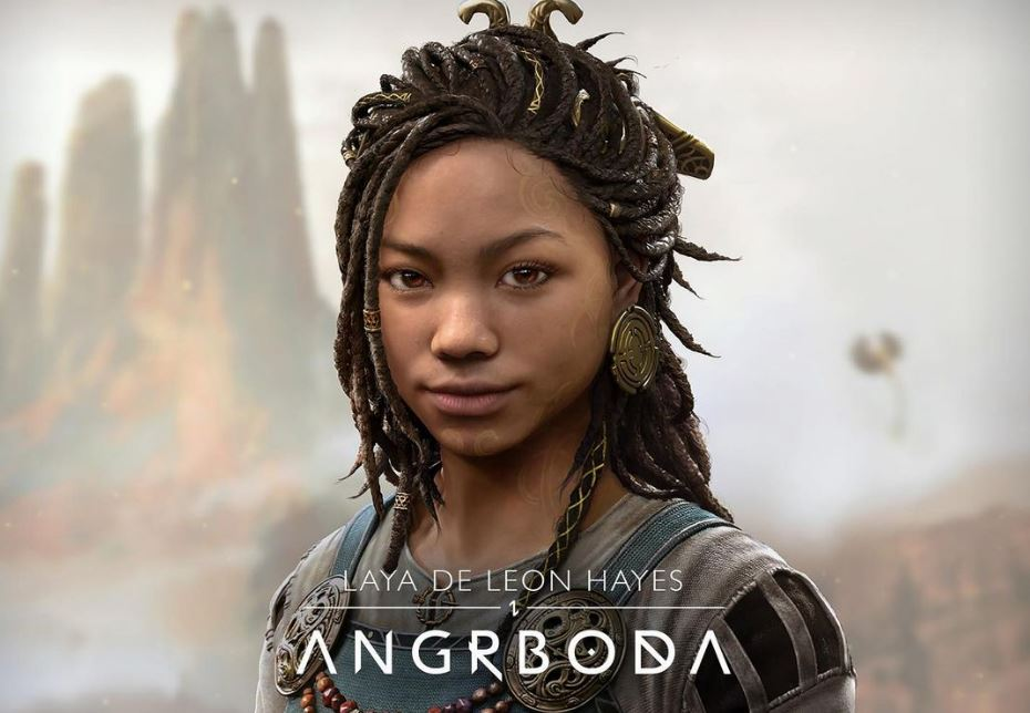 god of war ragnarok Angrboda