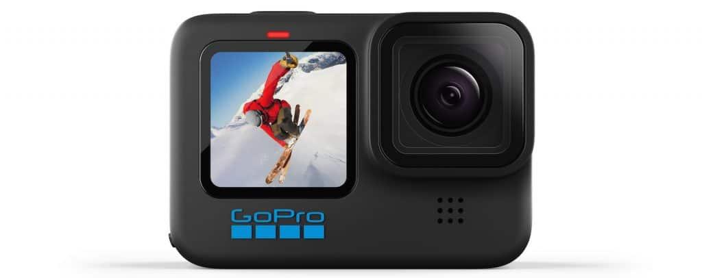 GoPro Hero 10 Black (Imagem: divulgação/GoPro)