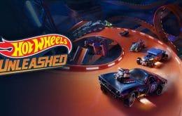 Review: volte a se divertir com carrinhos e pistas de brinquedo em 'Hot Wheels Unleashed'
