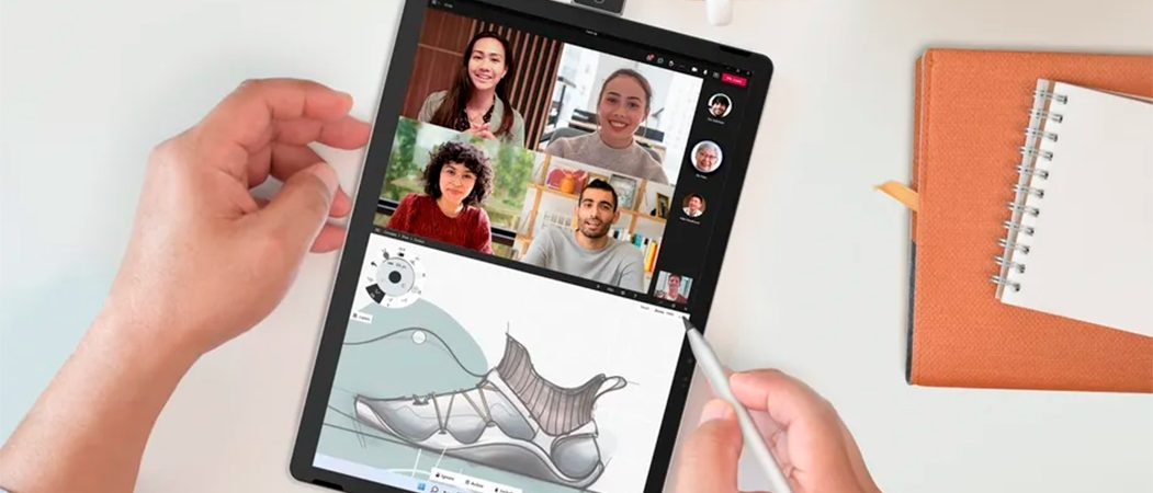 HP lança tablet com câmera Flip de 13 MP. Imagem: HP/Divulgação