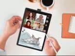 HP anuncia tablet com câmera flip de 13 MP