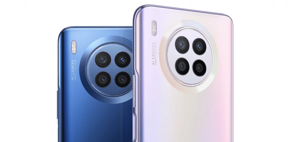 Huawei Nova 8i (Imagem: divulgação/Huawei)