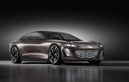Futuro em 4 rodas: Audi mostra o sedã de luxo Grandsphere na Alemanha