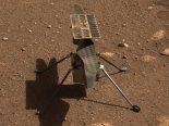 Helicóptero Ingenuity fará hoje seu 13o voo sobre a superfície de Marte