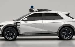 Hyundai Ioniq 5 será o táxi autônomo da Lyft em 2023