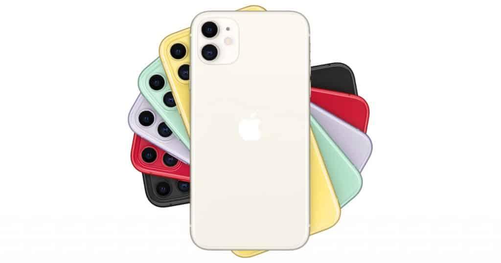 iPhone 11 (Imagem: divulgação/Apple)