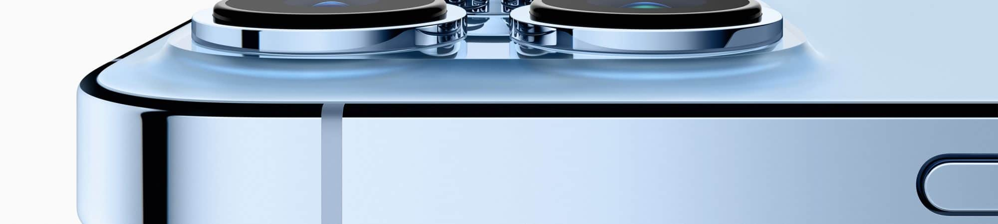 iPhone 13 Pro Max (Imagem: divulgação/Apple)