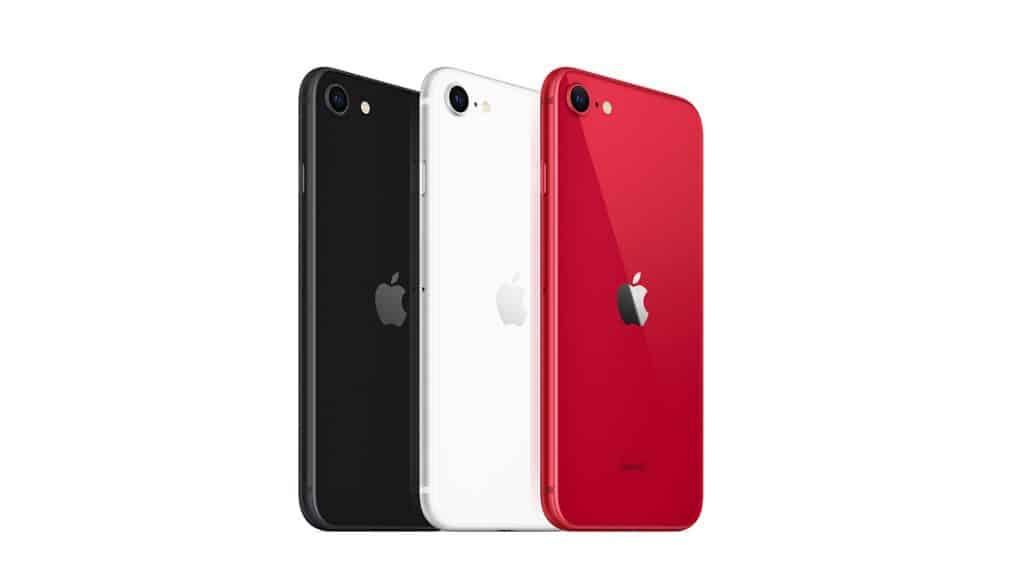 iPhone SE (2020) (Imagem: divulgação/Apple)