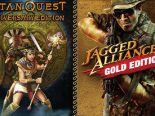 'Jagged Alliance: Gold Edition' e 'Titan Quest' gratuitos na Steam; saiba como resgatar os jogos