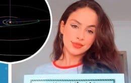 Brasileño de 18 años descubre un nuevo asteroide bajo investigación para la NASA