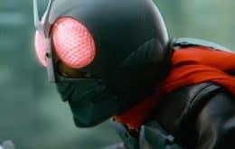 'Kamen Rider': novo filme feito pelo criador de 'Evangelion' está gloriosamente retrô