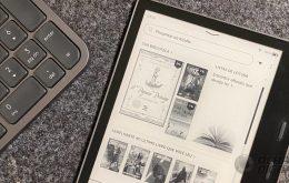 Amazon começa a atualizar o Kindle com nova interface e mais