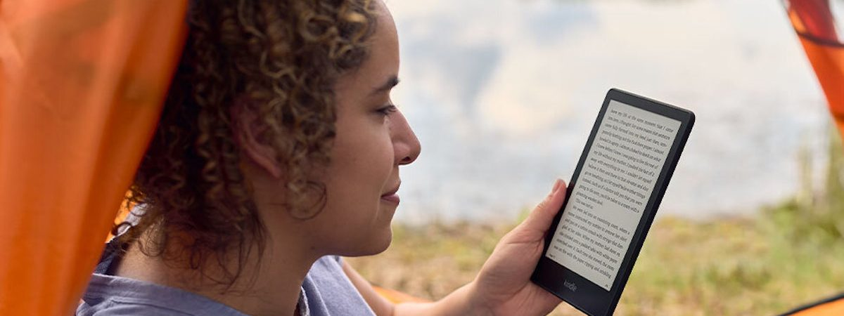 Novo Kindle Paperwhite (Imagem: divulgação/Amazon)