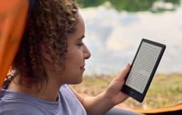 Kindle Paperwhite ganha temperatura de cor, carregamento wireless e mais