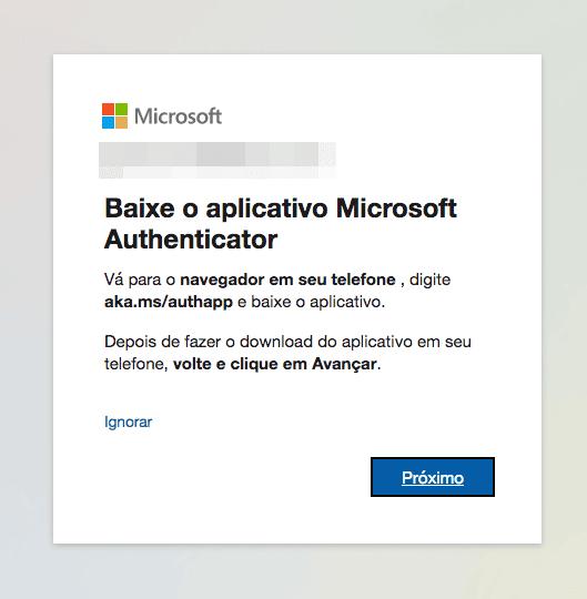 Como fazer login na conta Microsoft sem senha