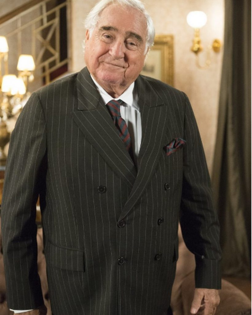 Luiz Gustavo, célebre ator e comediante, morre aos 87 anos
