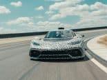 Con tecnología F1, Mercedes Hypercar One entra en la fase final de pruebas