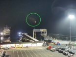 Meteor lights up the sky over the south coast of England; see video