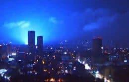 Luzes misteriosas: videos mostram flashes de luz durante terremoto no México