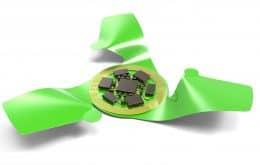 'Microfliers': conheça os menores objetos eletrônicos voadores do mundo