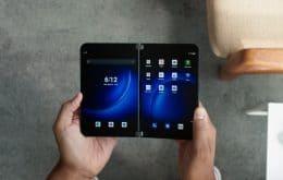 Microsoft Surface Duo 2 é lançado com Snapdragon 888 e tela de 90 Hz