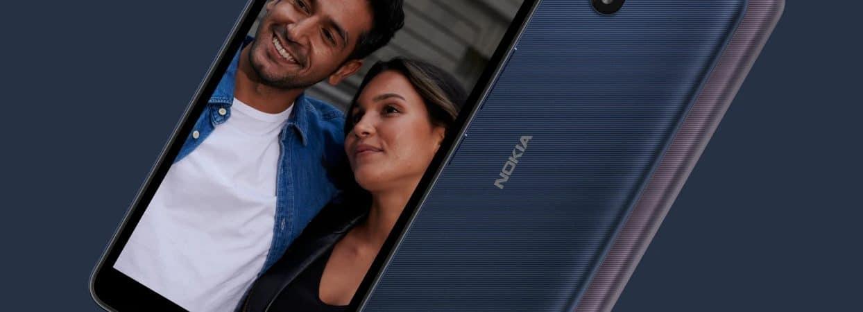 Nokia C01 Plus (Imagem: divulgação/Nokia)