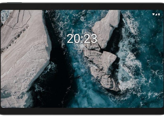 Nokia T20 (Imagen: divulgación / Nokia)