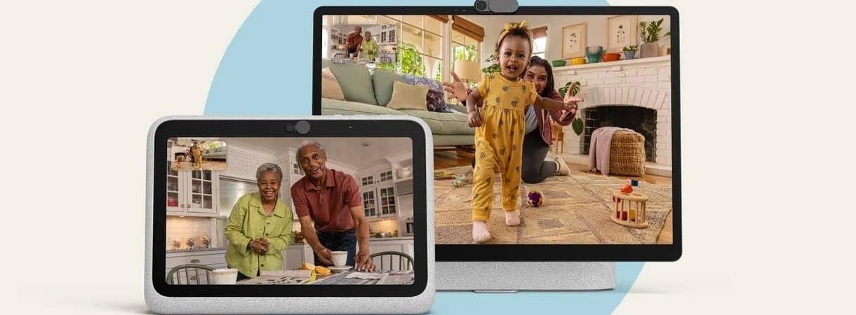 Facebook lança novo dispositivo para videochamadas