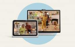 Facebook lança dois novos dispositivos para videochamadas: Portal Go e Portal+