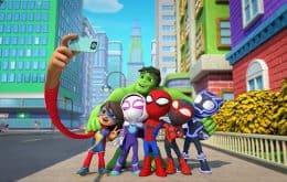 'Spidey e Seus Amigos Espetaculares': primeira série infantil da Marvel estreia na próxima semana