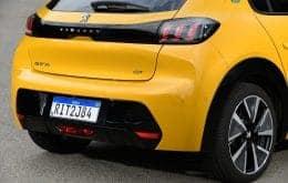 e-208 GT: hatch 100% elétrico da Peugeot chega ao Brasil