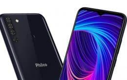 Philco Hit P12 chega ao Brasil com câmera quádrupla e bateria de 4.000 mAh
