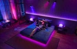 Philips Hue permite que o Spotify controle as lâmpadas da casa