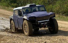 Ex-McLaren projeta o Fering Pioneer, um 4×4 elétrico para expedições extremas