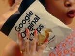 Google cria batatas chips para divulgar o Pixel 6 no Japão