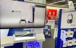 PS5: cambistas diminuem preço absurdo à medida que lojas voltam a ter console no estoque