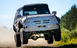 Vazamento traz detalhes da super SUV Ford Bronco Raptor