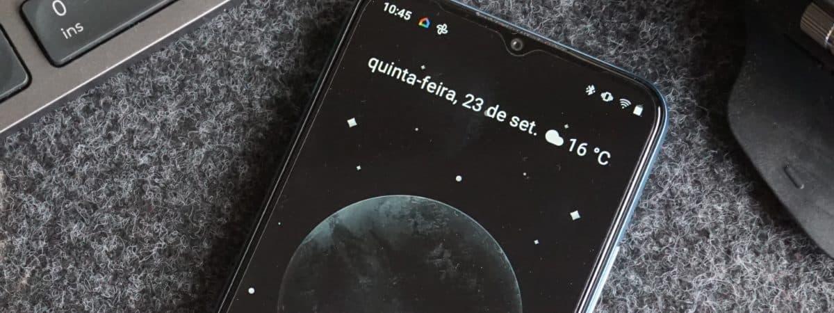 Realme C21Y (Imagem: André Fogaça/Olhar Digital)