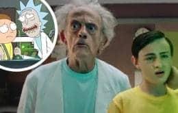 """""""100 anos"""" e Pickle Rick: veja todos os comerciais live action de 'Rick and Morty'"""