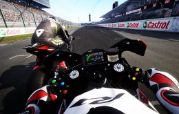 Quase real: game 'Ride 4' reproduz cenas de corridas de moto