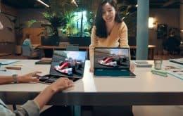 Futuro flexível: Samsung mostra avanços da tecnologia de telas dobráveis