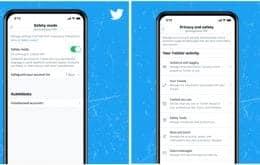 Twitter adiciona Modo de Segurança para bloquear comentários prejudiciais