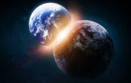 Un estudio afirma que la Tierra y Venus se formaron a partir de enfrentamientos repetidos, desafiando el consenso científico