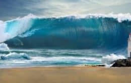 Tsunami no Brasil? Erupção de vulcão na Europa pode causar onda no litoral do Norte e Nordeste